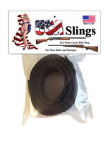 Rifle Sling Charcoal - 2 Point Gun Sling