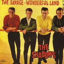 CD Single The SHADOWS	The Savage - EP REPLICA - 4-track CARDSLEEVE + VERY RARE +