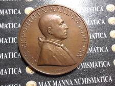 VATICANO MEDAGLIA BRONZO PIO XII ANNO XX