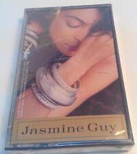 JASMINE GUY Tape Cassette SELF TITLED ALBUM Warner Bros USA 9-26021-4  C-154384