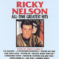 NEW Rick Nelson - Greatest Hits [Capitol 1990] (Audio CD)