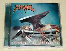 ANVIL - ABSOLUTELY NO ALTERNATIVE - CD NEUWERTIG