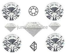pp32 4mm Crystal Clear Swarovski 1088 12 pieces Chaton Pointed Back Rhinestones