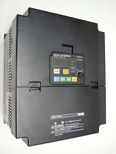 OMRON 3G3MX-A4075, 380-480V, 7.5kW, 10HP, MANUFACTURER REFURBISHED