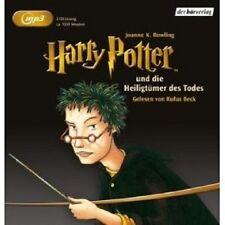 HARRY POTTER UND DIE HEILIGTÜMER DES TODES 2 MP3-CD NEU