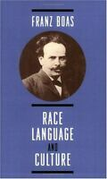 Race, Language, and Culture Paperback Franz Boas