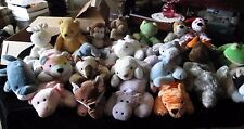 23 Ty Large Beanie Babies, With Tag And Tush, Very Good Condition.