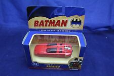 1:43 Batman Corgi 2000 Redbird  DC Comics Batmobile Item # 77319.
