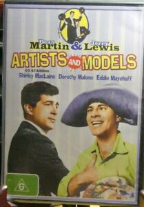 Artists and Models (DVD) Dean Martin / Jerry Lewis
