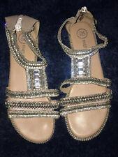 sandali gioiello gold in vendita | eBay