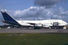 Inflight 200 if743uta001 1/200 Boeing 747-300 f-geta Uta COMPLETO CON SOPORTE