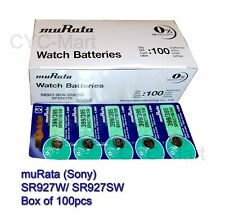 1 PCS SONY SR936SW 394 1.55V Silver Oxide Battery for Watch Made in Japan