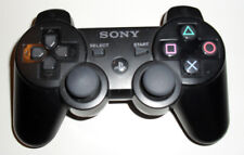 ORIGINAL SONY SIXAXIS WIRELESS CONTROLLER PLAYSTATION 3 SCHWARZ PS3 BLACK