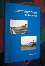 HANNOVER - Geschichte der Stadtentwässerung - Stadtgeschichte # Olaf Grohmann
