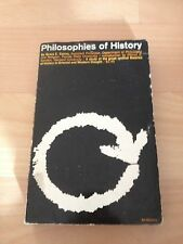 GRACE E. CAIRNS, PHILOSOPHIES OF HISTORY. 1962
