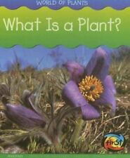 What Is a Plant? (Heinemann First Library)-ExLibrary