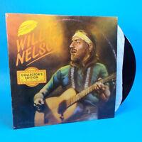 WILLIE NELSON COLLECTOR'S EDITION PROMO Vinyl LP Album Premore, Inc. PL66 VG+