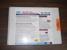 NEW OTC 3421-98 Genisys 2007 Asian Smartcard Update Software memory Tech/Force