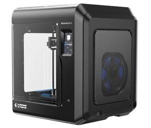 Flashforge 3D Printer Adventurer 4 220*200*250mm Print Size with Built-in Camera