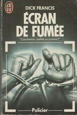 Ecran de fumee - PB 1987 - Dick Francis - French Language
