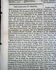 ABRAHAM LINCOLN More Troops Proclamation Army & Navy CIVIL WAR 1864 Newspaper