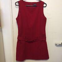 Warehouse 1960's Style Pinafore Dress 14