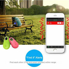 Realtime Personal GPS Locator Bluetooth Tracking Device Car Bike Vehicle Kid Pet