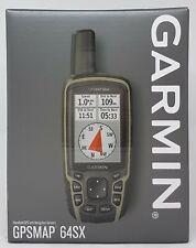 Garmin GPSMAP 64sx GPS-Handgerät, 6,6 cm (2,6 Zoll) Display, 8 GB - Neu & OVP