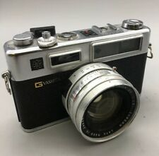 Yashica Electro 35 GSN 35mm Rangefinder Film Camera - Fast Free Shipping - G4