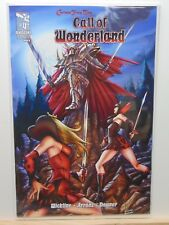 Call of Wonderland #4 Cover B Grimm Fairy Tales Zenescope Variant CB5906