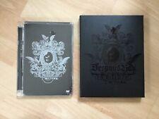 D'espairsRay: Liquidize Live DVD Japan JPOP JROCK Visual Kei RARE Metal