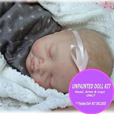 Baby Londyn reborn doll kit, unpainted vinyl to make your own OOAK doll  SWEET