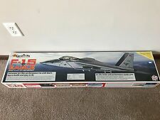 Brand New in Box Vintage Great Planes F-15 Eagle RC Airplane Kit GPMA0438 !!!
