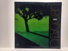 Prelude Deodato Eumir Deodato Creed Taylor 1972 Vinyl Record lp1395