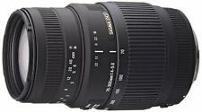 Sigma 70-300mm f/4-5.6 DG Macro Telephoto Zoom Lens for Canon EF