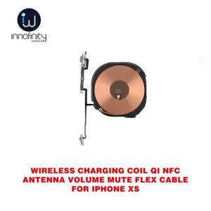 Pour Apple IPHONE Xs Chargement QI Sans Fil Bobine avec Flex Rechange