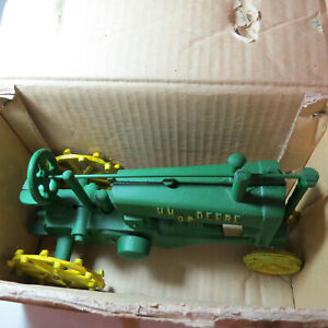 "John Deere ""GP"" Tractor Cast Iron 1/12 JD-3/0035-B"