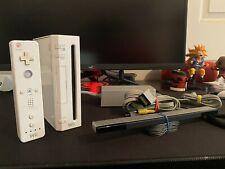 Nintendo Wii White Home Console! Works! TESTED! LOOK! 🔥🔥🔥