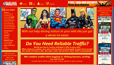 Version11-02 Gold Addictive Traffic Rotator Online Income