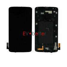 NY FOR LG Treasure LTE TracFone L52VL L51AL Frame Touch Screen Digitizer LCD