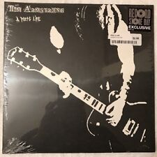 New Tim Armstrong RSD 2018 A Poets Life Record Store Day RARE RANCID White Vinyl