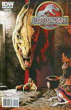 Jurassic Park (IDW) #4B VF/NM; IDW | save on shipping - details inside