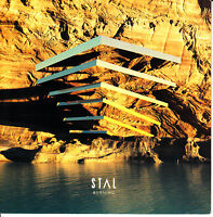 STAL Burning Desire 2015 French 4-track promo CD