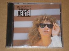 LOREDANA BERTE' - LE PIU' BELLE CANZONI - CD SIGILLATO (SEALED)