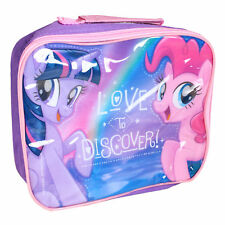 Disney/TV Character 'Back to School' Insulated Lunch/Cool Bag - My Little Pony