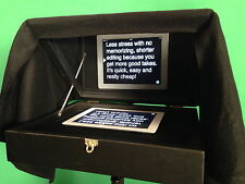 Cheap Teleprompter 10G