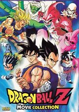 DVD ANIME DRAGON BALL Z 18 Movie Collection Box Set Region All English Sub