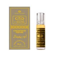 Original 6ml By Al Rehab Oriental Floral Musk Concentrated Roll On Perfume Oil