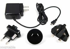 AC Adapter Wall Charger BLACK for Samsung Galaxy Tab 4 3 10.1 8.0 7.0 Kids Lite