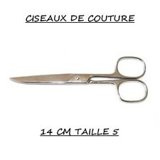 CISEAUX COUTURE LINGERE 14 CM TAILLE 5